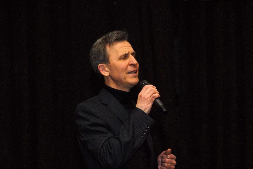 Валерий Серебренников. Open Club