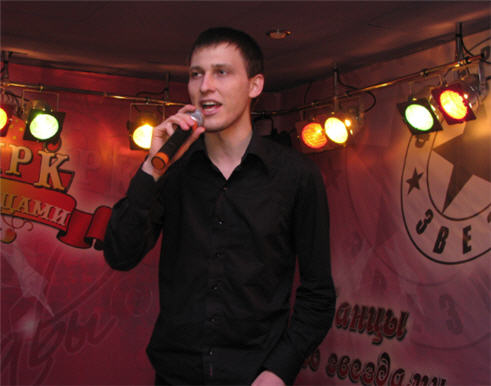 Серебренников Илья